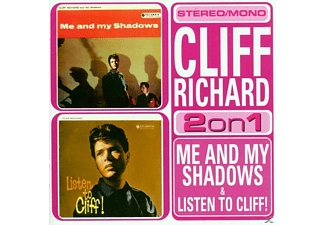Cliff Richard - Me & My Shadows/Listen To Cliff! [CD]