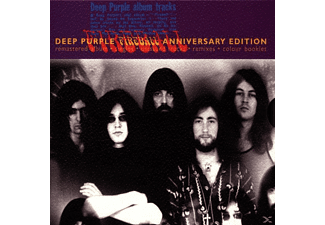 Deep Purple - Fireball-25th Anniversary - (CD)