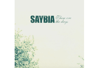 Saybia - These Are The Days - (CD)