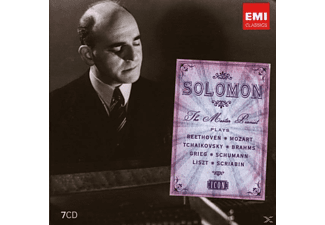 Icon Solomon - The Master Pianist - (CD)