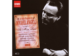 Arturo Benedetti Michelangeli - Icon: A.B. Micheangeli - (CD)
