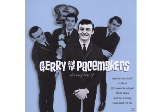 The Pacemakers - Very Best Of - (CD)