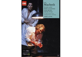 VARIOUS - Macbeth - (DVD)