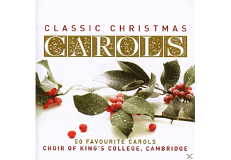 Kings College Choir Cambridge - Classic Christmas Carols - (CD)