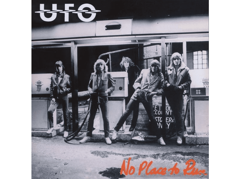 UFO - No Place To Run (Remaster) [CD]