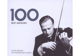 Stéphane Grappelli - 100 Best Menuhin - (CD)