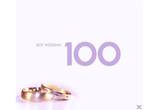 VARIOUS - 100 Best Wedding - (CD)