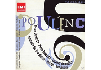 VARIOUS - Concertos/Les Biches - (CD)