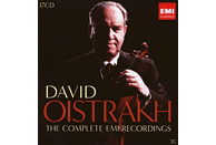 David Oistrach - Complete Emi Recordings [CD]