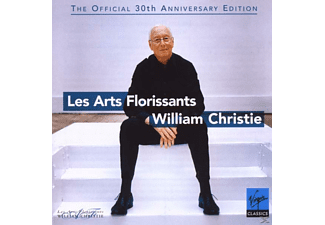 William Christie - Official 30th Anniversary Ed. - (CD)