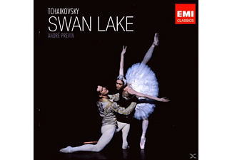 André Previn - Ballet Edition: Swan Lake - (CD)