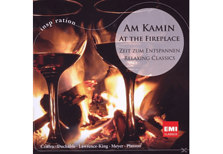 VARIOUS - Am Kamin - (CD)