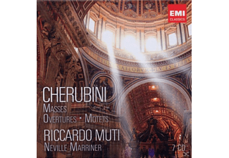 Riccardo/various Muti - Cherubini Box: Muti Edition - (CD)