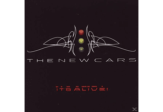The New Cars - It`s Alive - (CD)