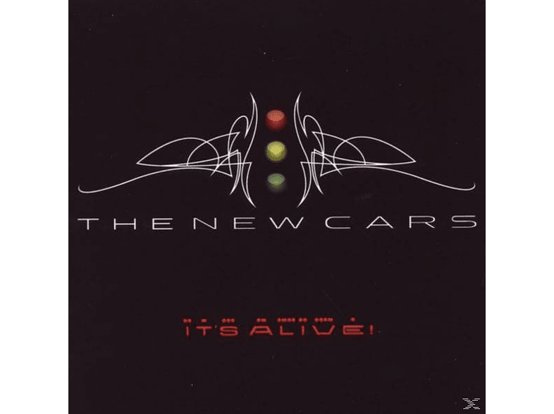 The New Cars - It`s Alive [CD]