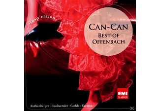 VARIOUS - CAN-CAN - BEST OF OFFENBACH - (CD)