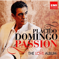 VARIOUS, Domingo, Domingo/Various - Passion: The Love Album [CD]