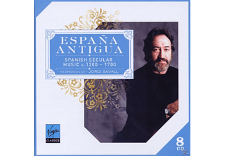 Hespérion XX - Espana Antigua - (CD)