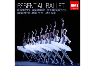 VARIOUS - Essential Ballet - (CD)