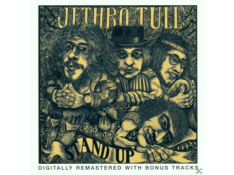 Jethro Tull - Stand Up-Remastered [CD]