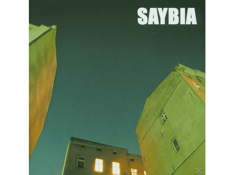 Saybia - The Second You Sleep [CD]