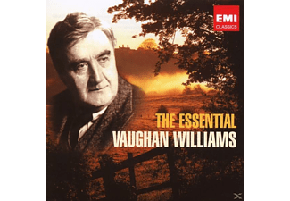 VARIOUS - The Essential Vaughan Williams - (CD)