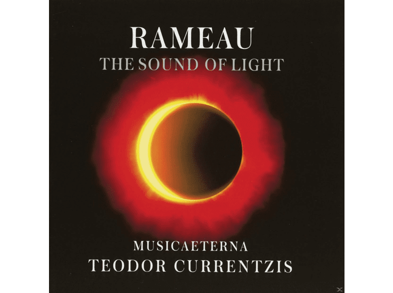 Alexei Svetov, Nadine Koutcher, MusicAeterna Orchestra - Rameau-The Sound Of Light [CD]