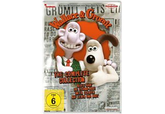 THE COMPLETE COLLECTION - (DVD)
