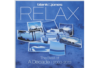 Blank & Jones - Relax-The Best Of A Decade 2003-2013 - (CD)