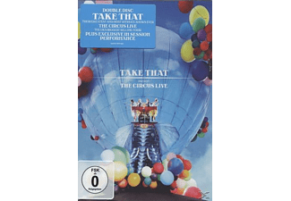 Take That - The Circus Live (Amaray Edt.) [DVD]