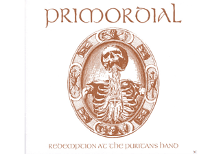 Primordial - Redemption At The Puritans Hand (Ltd. Edition) - (CD + DVD Video)