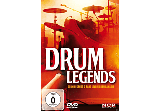 VARIOUS - Drum Legends [DVD]