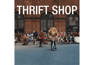 Macklemore, Ryan Lewis - Thrift Shop [5 Zoll Single CD (2-Track)]