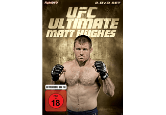 Ufc: Ultimate Matt Hughes - (DVD)