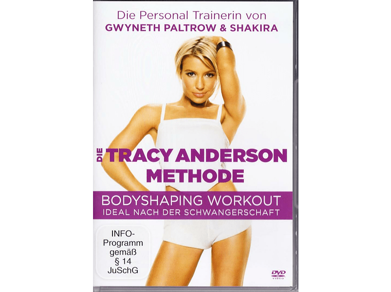 Die Tracy Anderson Methode - Bodyshaping Workout [DVD]