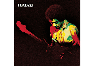 Jimi Hendrix - Band Of Gypsys - (CD)