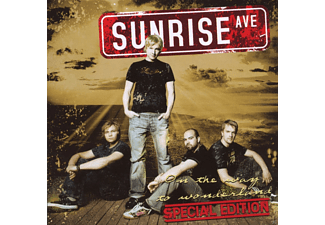 Sunrise Avenue - On The Way To Wonderland (Special Edition) - (CD + DVD Video)