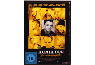 Alpha Dog - (DVD)