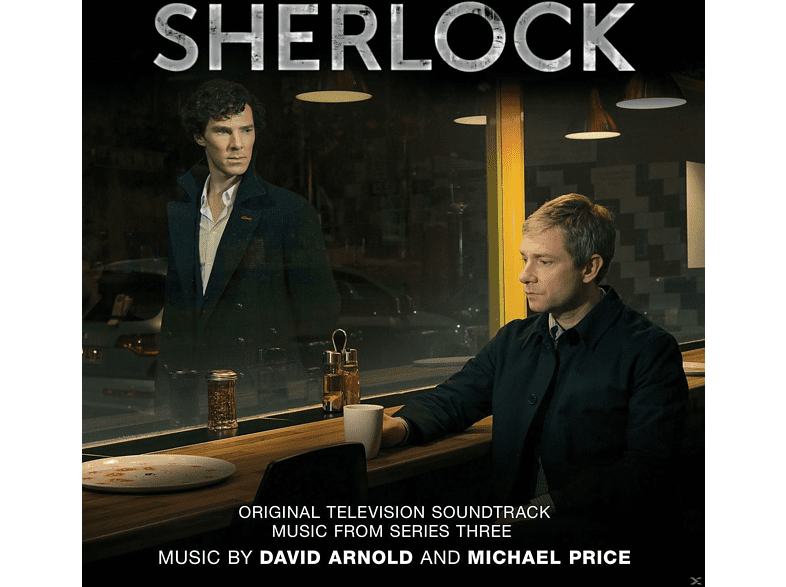 Ost-original Soundtrack Tv - Sherlock 3 [CD]