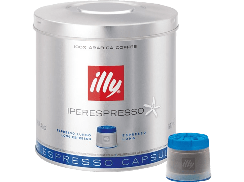 ILLY Iper Home Lungo 21 Κάψουλες - (01-04-0053)