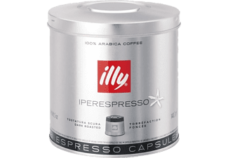 ILLY Iper Home Scuro 21 Κάψουλες - (01-04-0052)