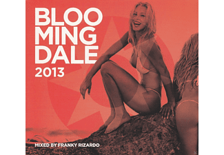 VARIOUS - Bloomingdale 2013 / Mixed By Franky Rizardo - (CD)