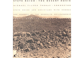 Steve Reich - The Desert Music - (CD)