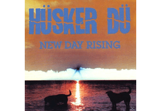Hüsker Dü - NEW DAY RISING - (Vinyl)