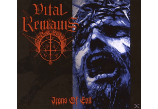 Vital Remains - Icons Of Evil - (CD)
