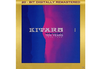 Kitaro - 1976-86 BEST OF 10 YEARS - (CD)