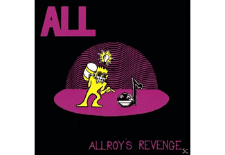 All - Allroy's Revenge - (CD)