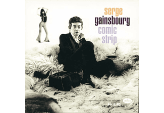 Serge Gainsbourg - Comic Strip - (CD)