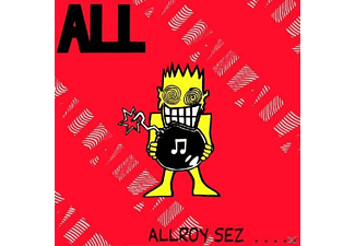 All - Allroy Sez - (CD)