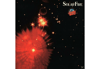 Manfred Mann's Earth Band - Solar Fire [CD]